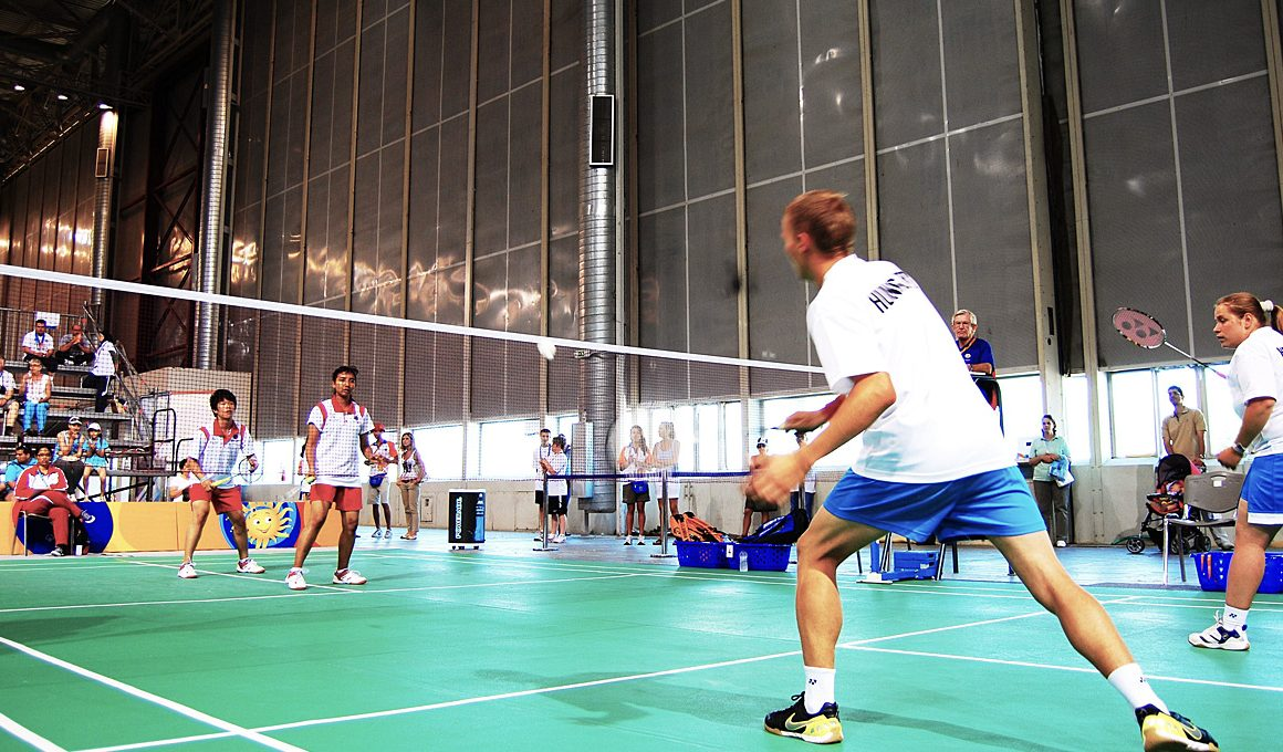 Why should you play badminton?